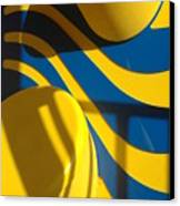 Swirls Of Fun Canvas Print