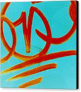Symbols Canvas Print