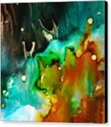 Symphony - Six Canvas Print