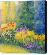 Symphony Of Summer Canvas Print