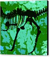 T. Rex Canvas Print