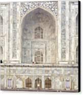 Taj Mahal II Canvas Print