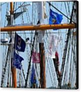 Tall Ship Series 15 Canvas Print by Scott Hovind
