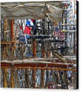 Tall Ship Series 4 Canvas Print