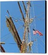 Tall Ship Series 8 Canvas Print by Scott Hovind