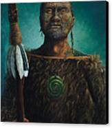 Tamaki Canvas Print by Peter Jean Caley
