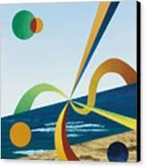 Tangers  Canvas Print