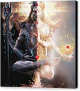 Tantric Marriage Canvas Print