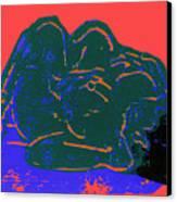 Tarbaby 2 Canvas Print by Adam Kissel