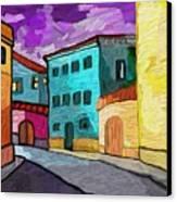 Tarraco Canvas Print