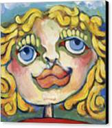 Teenie Weenie Canvas Print