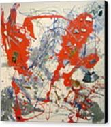 Temperatio Canvas Print