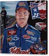 Terry Labonte Canvas Print