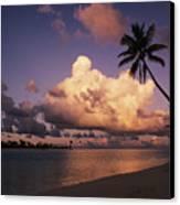 Tetiaroa Canvas Print by Larry Dale Gordon - Printscapes