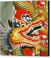 Thai Dragon Canvas Print