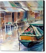 Thai Style Canvas Print