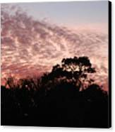 Thanksgiving Sky Canvas Print