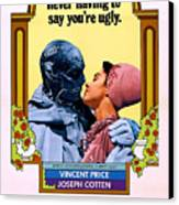 The Abominable Dr. Phibes, From Left Canvas Print by Everett