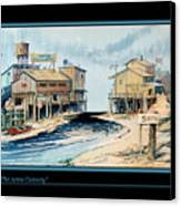 The Acme Cannery Canvas Print