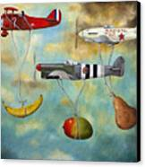 The Amazing Race 6 Canvas Print by Leah Saulnier The Painting Maniac