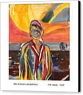 The Arab Canvas Print