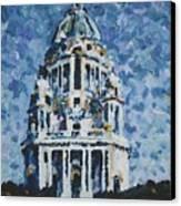 The Ashton Memorial  Canvas Print