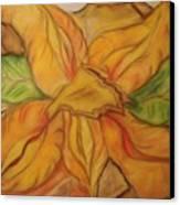 The Awakening Canvas Print by Michelle  Thomann-Ramirez