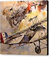The Balloon Buster Canvas Print