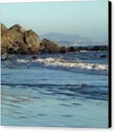 The Beach 2 Canvas Print