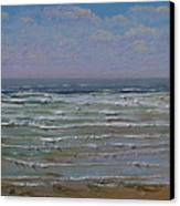 The Beachcomber Canvas Print