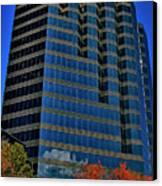 The Borland Atlanta Canvas Print by Corky Willis Atlanta Photography