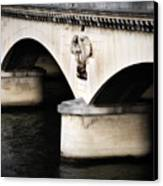 The Bridge Canvas Print by Cabral Stock