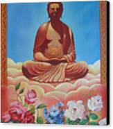 The Budha Canvas Print