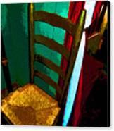 The Chair Canvas Print