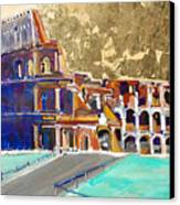 The Colosseum Canvas Print
