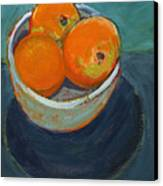 The Community Bowl Project Canvas Print by Jennifer Lommers
