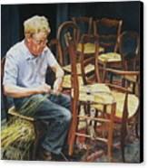The Craftsman Canvas Print