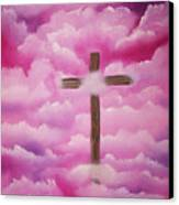 The Cross Of Redemption Canvas Print