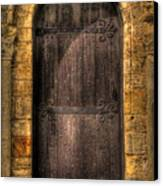 The Door Canvas Print by Svetlana Sewell