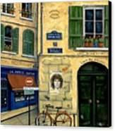 The Doors Canvas Print by Marilyn Dunlap