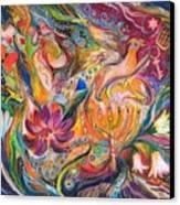 The Fairytale Canvas Print by Elena Kotliarker