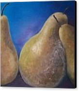 The Famous Pears Canvas Print