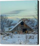 The Farm Canvas Print by Nicole Markmann Nelson
