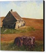 The Forgotten Farm Canvas Print