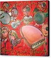 The Fray And The Flobots Canvas Print