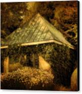 The Gatehouse Canvas Print by Lois Bryan