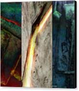 The Gods Triptych 2 Canvas Print by Ken Walker