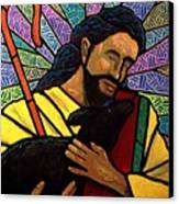 The Good Shepherd - Practice Painting One Canvas Print