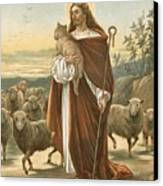 The Good Shepherd Canvas Print by John Lawson