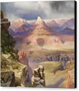 The Grand Canyon Canvas Print by Thomas Moran